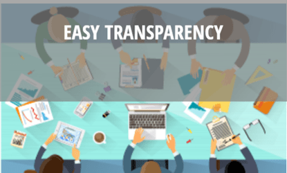 transparency feature