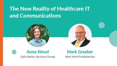 healthcare communications webinar