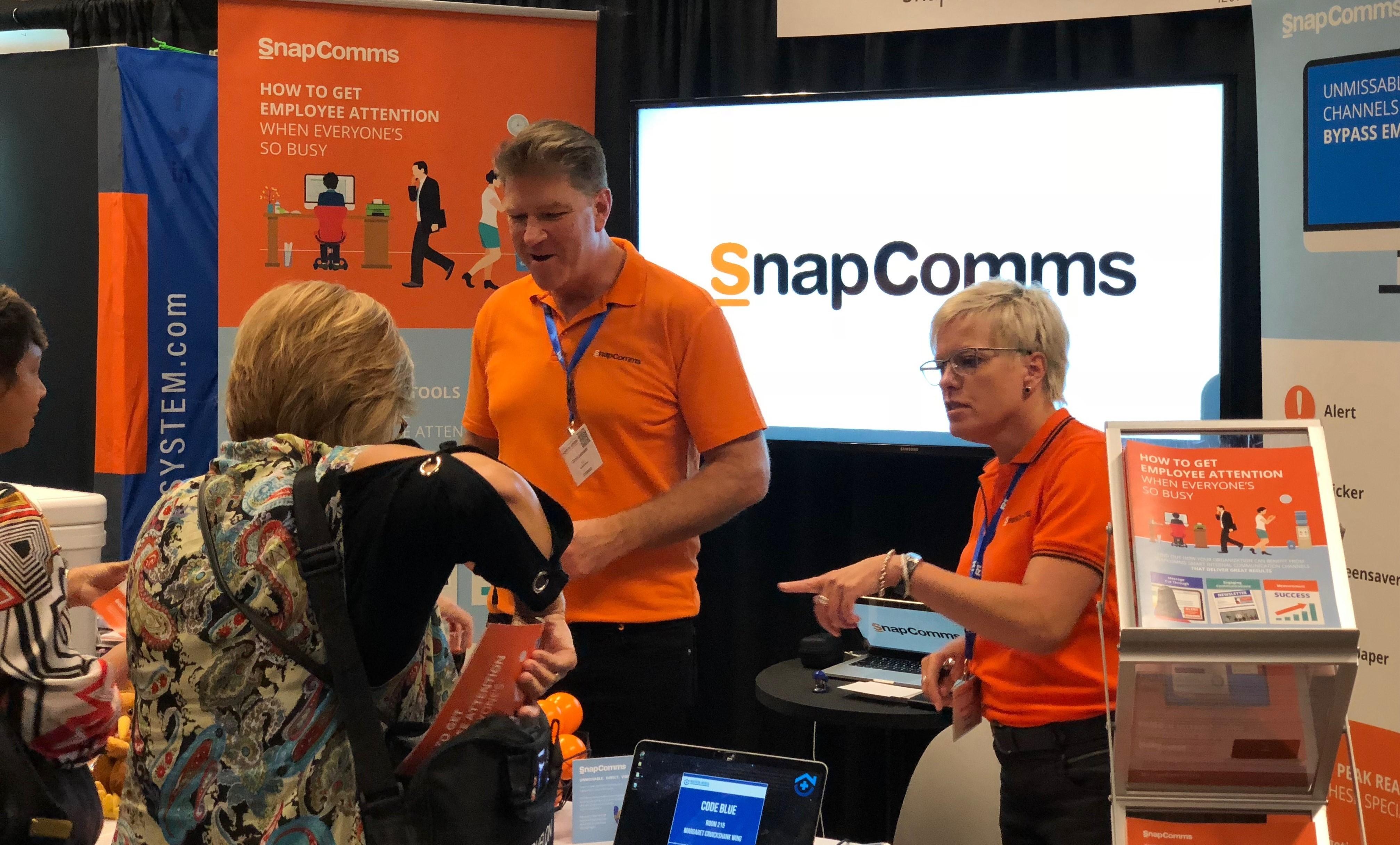 SnapComms Blog | Hospitals & Healthcare