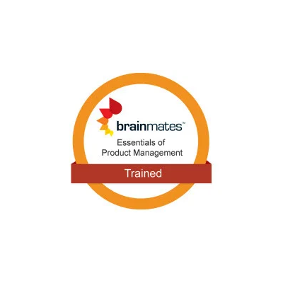 Brainmates Badge