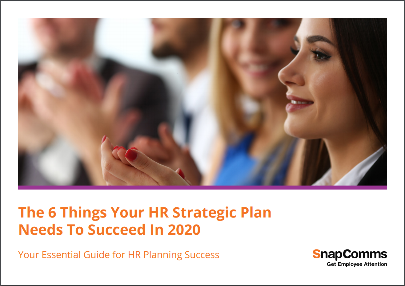 HR strategy guide cover