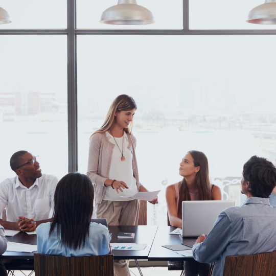 Executive Leadership Communications
