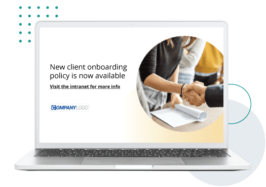 New client onboarding policy