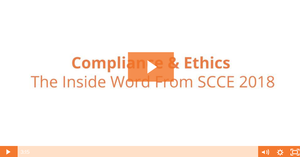 Compliance and Ethics SCCE video