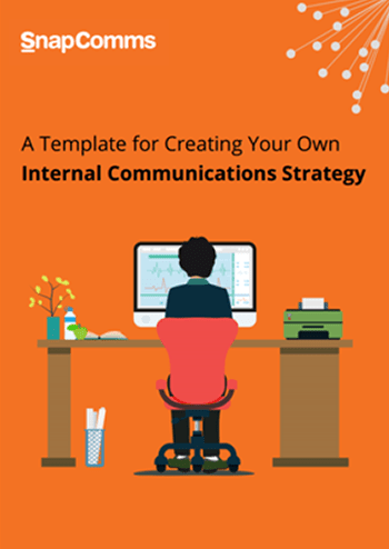 Internal Comms Strategy Cover