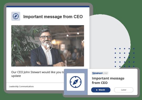 CEO leadership alert