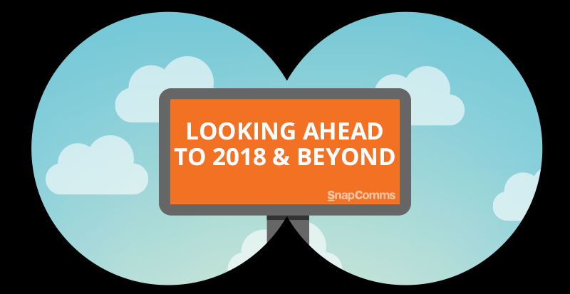 9 Internal Comms Predictions for 2018 and Beyond